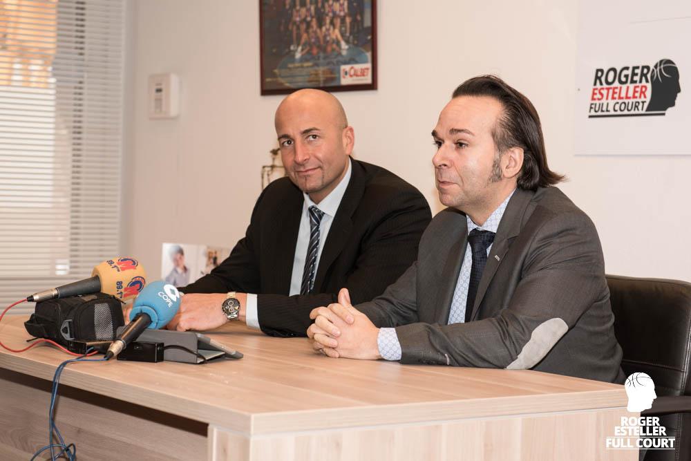 Inauguración del despacho profesional de Roger Esteller Full Court y Peña i Nofuentes Advocats S.L.P.