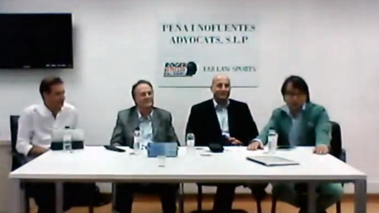 Recuperamos la conferencia de Aíto García Reneses y Roger Esteller